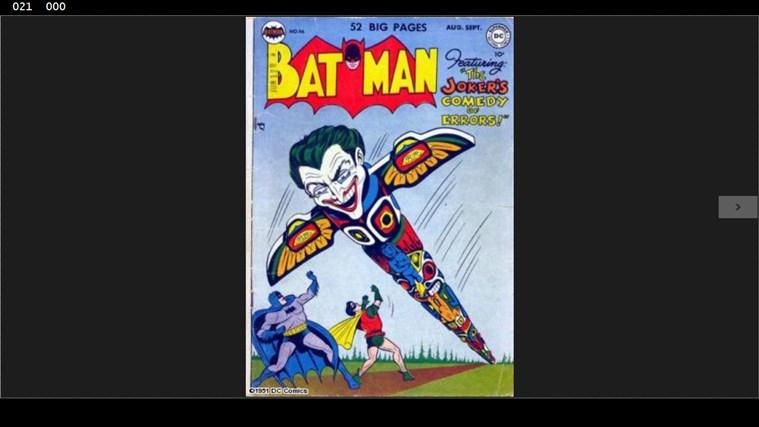 batman the comic