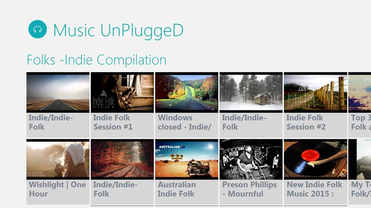 Music UnpluggeD