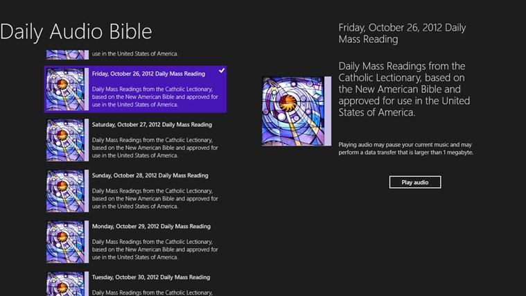 bible catholic apps Windows