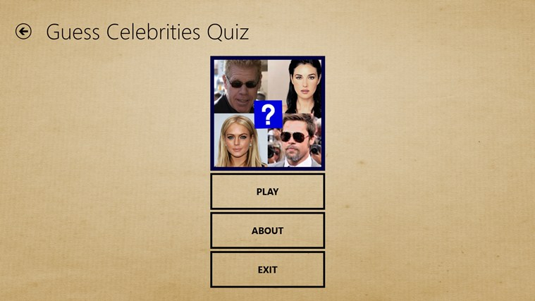 Guess Celebrities Quiz celebrities oops female photos