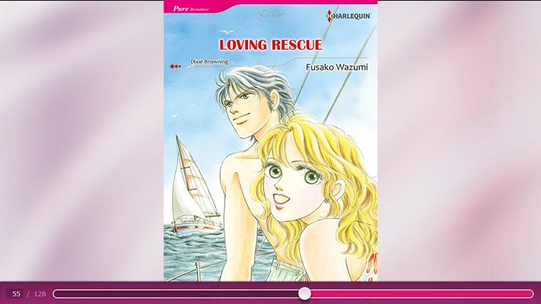 Loving Rescue(harlequin)