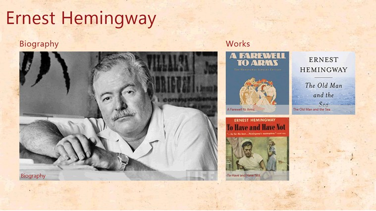 """an analysis of ernest hemingway's the Hemingway is as an author who presents readers with an """"iceberg scenario in which most of the substance lies far beneath the surface and cannot be seen or known."""