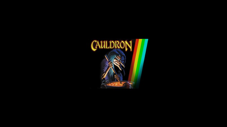 Cauldron - zx spectrum - игры