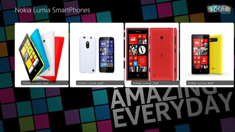 Lumia Win8 lumia