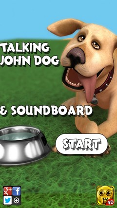 Talking John Dog