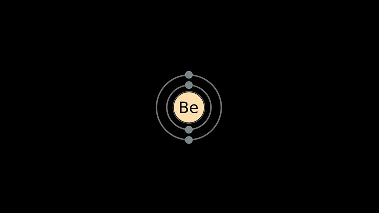 Beryllium applications