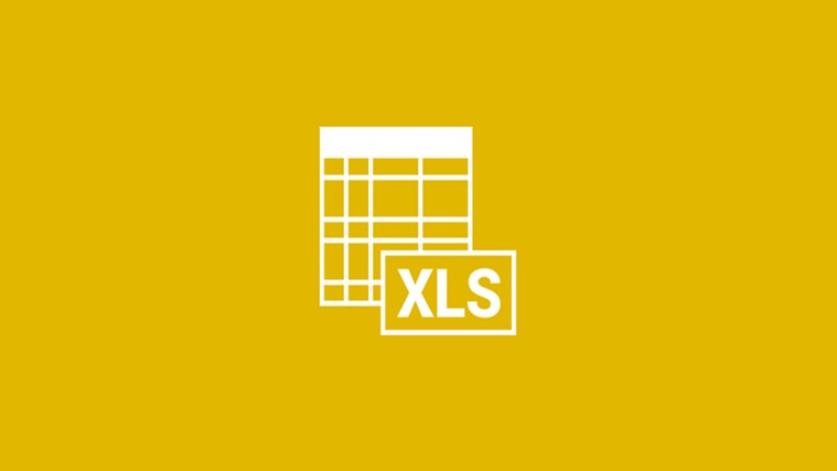 Open your XLS File