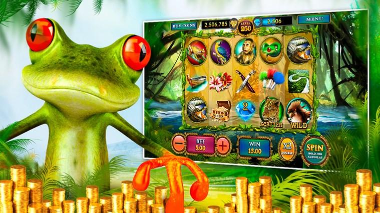 Amazon Slots - Wild Luck - Casino Pokies