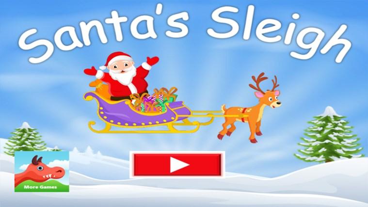 Santa's Gift Sleigh