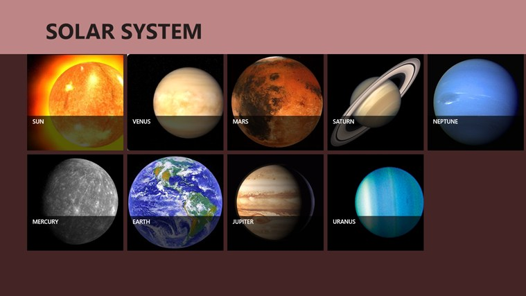 real pictures of the solar system planets - photo #45