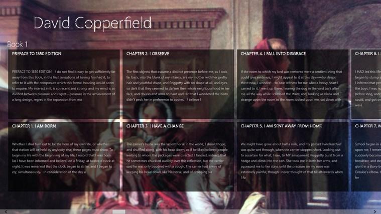 Charles Dicken's David Copperfield david beckham fanity