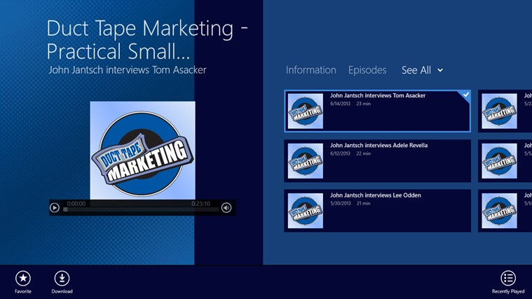 Duct Tape Marketing - Practical Small Business Marketing Strategies marketing