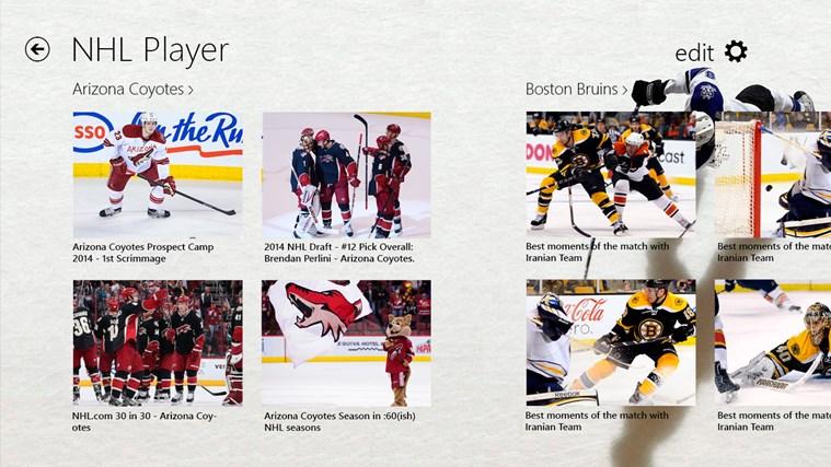NHL Video video
