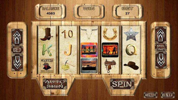 Wild West Fun Slots