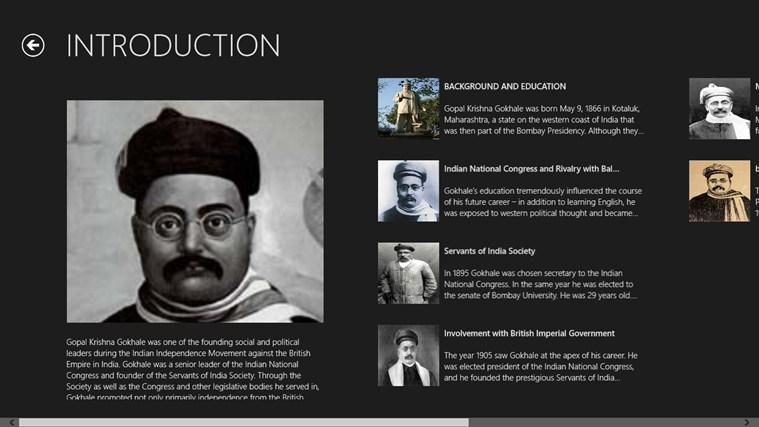 essay on gopal krishna gokhale