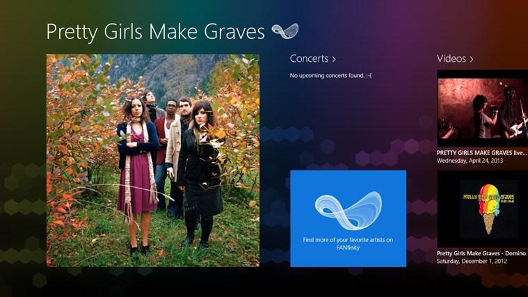 pretty girls make graves № 661391