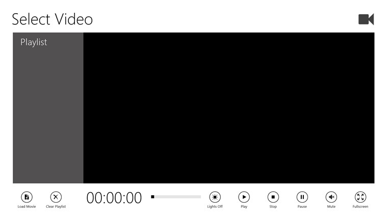 Really Simple Video Player player simple