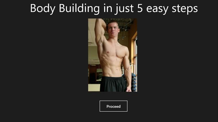 Body Buildup