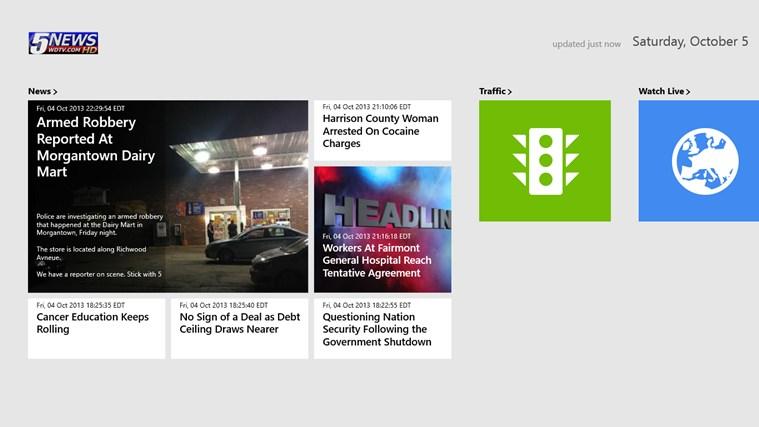 5 News WV's news source dagblad news