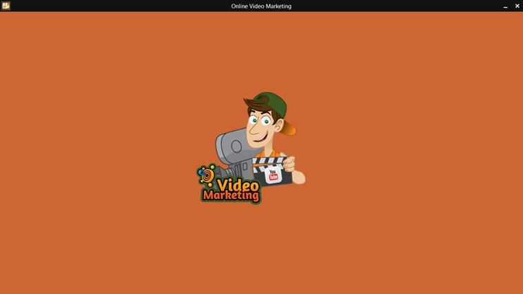 Online Video Marketing marketing online