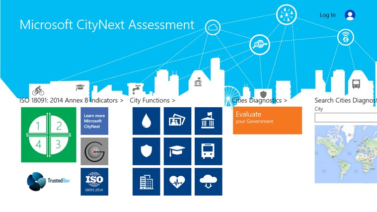 CityNext Assessment (Program Version)