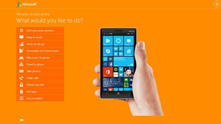 Try Lumia lumia