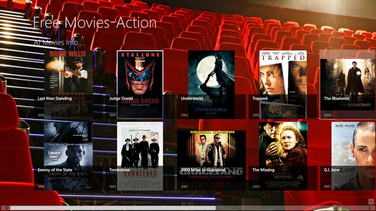 Movies-Action action