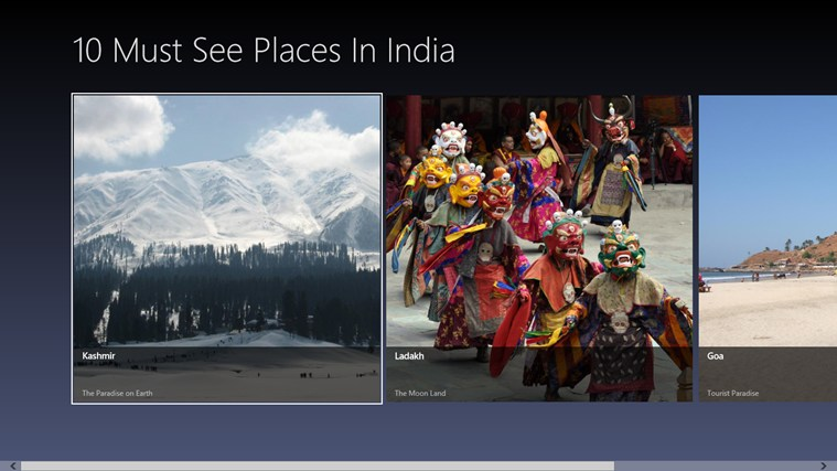 10 Must see places in India