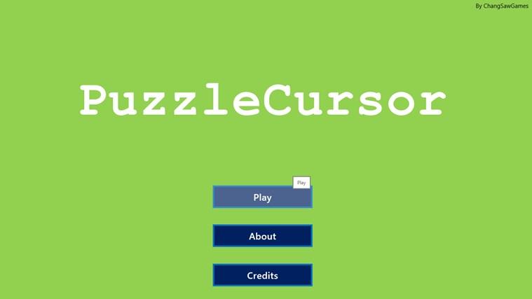 PuzzleCursor