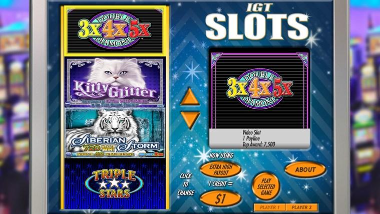 IGT Slots Kitty Glitter