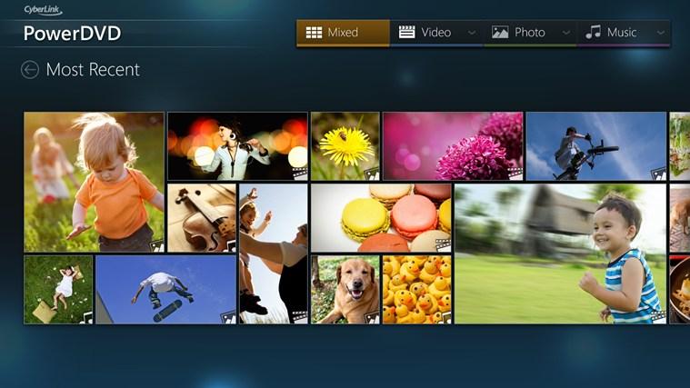 PowerDVD Mobile for Ultra dvd
