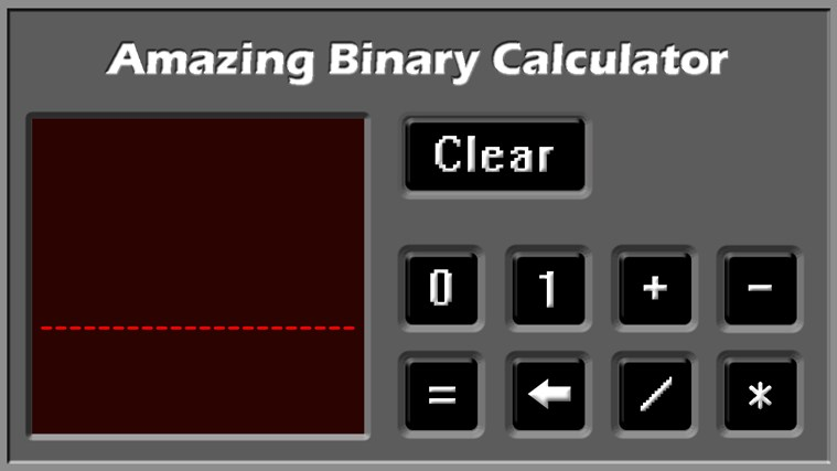 Binary options calculator