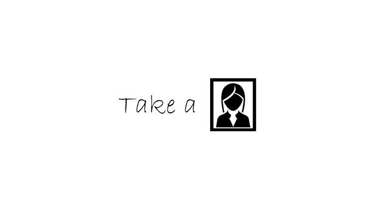 Take a photo photo