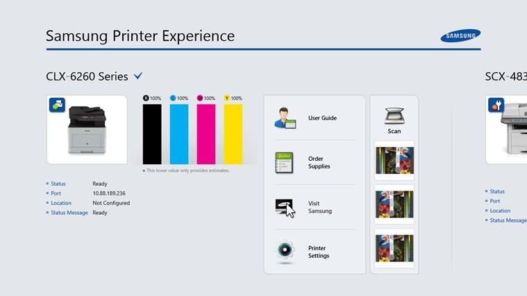 Драйвер для принтера samsung ml 1250 для windows 8