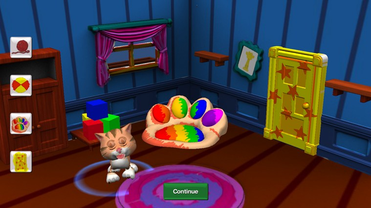 Paint My Cat paint photo