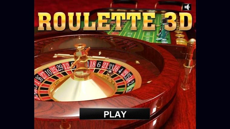 Roulette 3D Deluxe