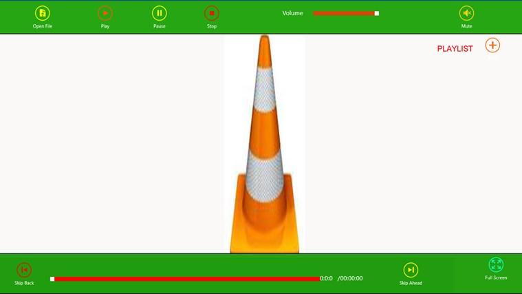 VLC 5.0 Magic Player player simple