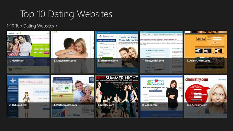 top 10 funny dating sites Top 10 dating tv commercials we have gathered a list of the top 10 dating websites tv commercials: the funniest, more creative, original or best quality ones.
