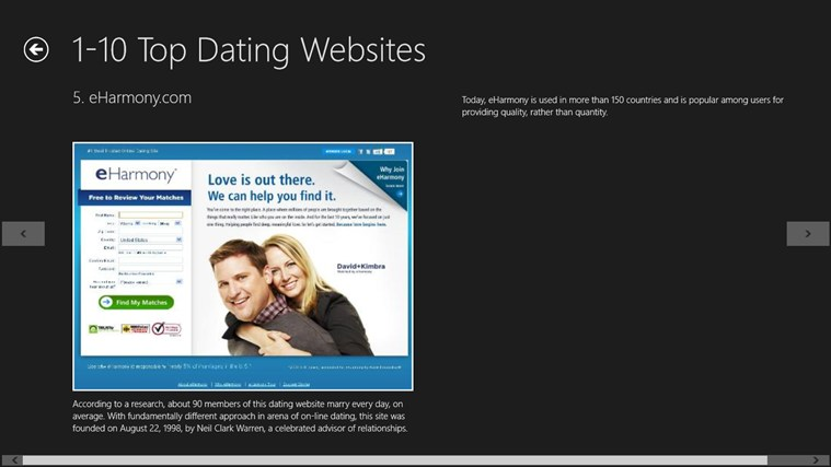 Top ten alternative dating sites