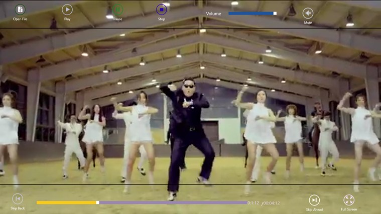 Pop Star 8.1 Media Player player videos