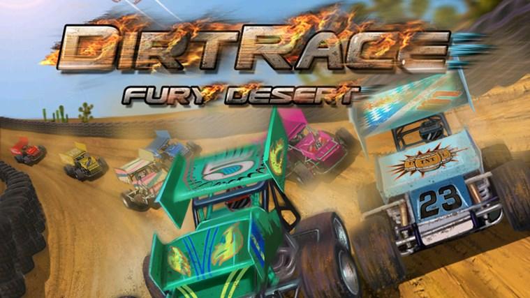 Dirt Race Fury Desert
