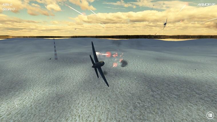 Combat AirStrike Simulator 3D