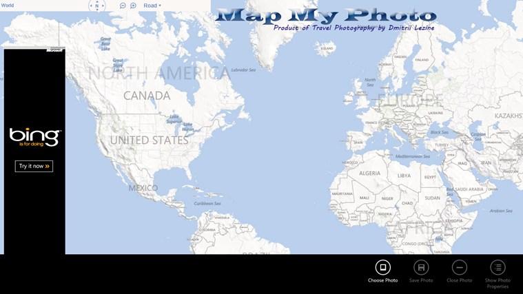 Map My Photo photo