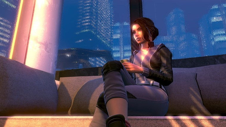 Dreamfall Chapters Book Three