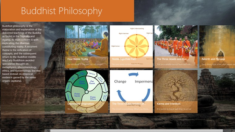 the buddhist no self doctrine philosophy essay The no-self theory: hume, buddhism, and personal identity university of hawai'i press is collaborating with jstor to digitize  philosophy east & west.