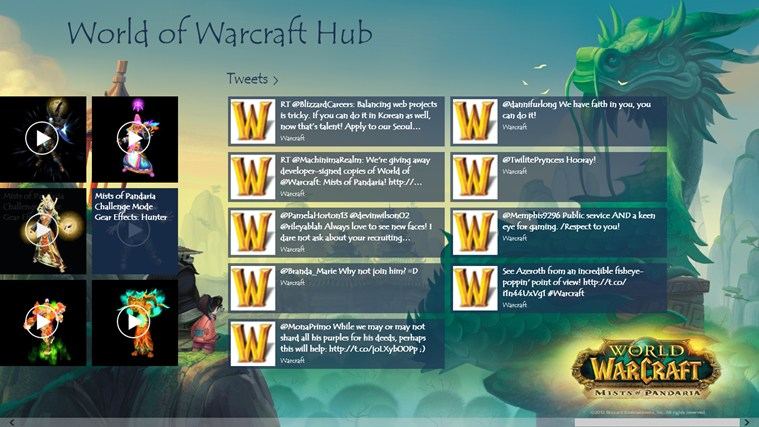 World of Warcraft News finnmark world