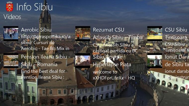 Info Sibiu