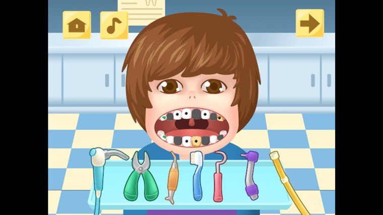 Little Big Dentist dentist jokes