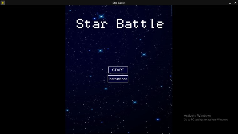 Star Battle!