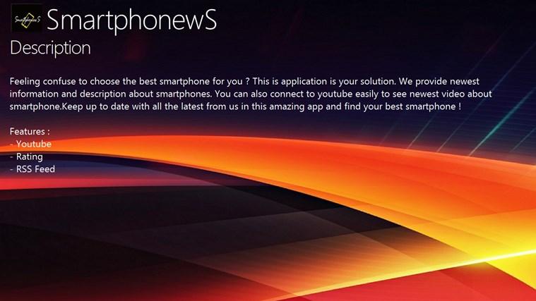 SmartphonewS